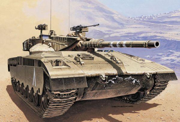 メルカバ (戦車)の画像 p1_17